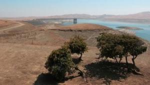 California reservoir drought