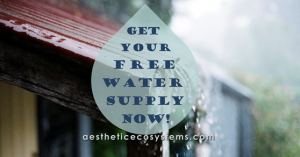Get your free water supply now!