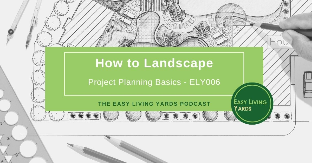 Ecological landscaping - how to plan a garden