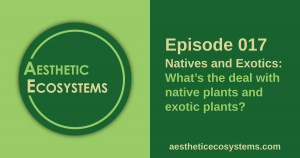 AE 017 - Native and Exotic Plants for your gardens and lawn