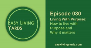 How to live with purpose and why it matters