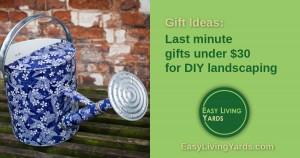 gardening gift ideas under 30