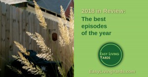 DIY landscaping highlights 2018