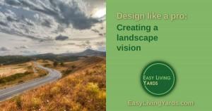 DIY Landscaping Vision