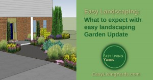 What to expect with easy DIY landscaping - ELY 084