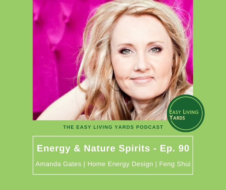 ELY 090- Energy and Nature Spirits: Amanda Gates, Gates Interior Design