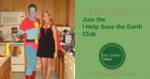 Help save the earth