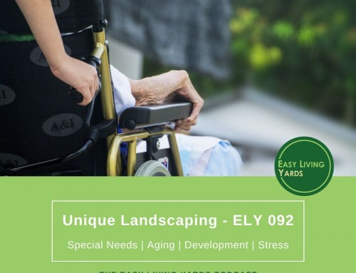 Landscaping for unique circumstances – Special needs – ELY 092