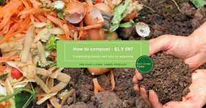 How to compost -ELY097