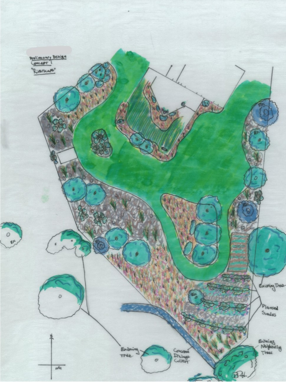 Ecological Landscaping Prairie Design