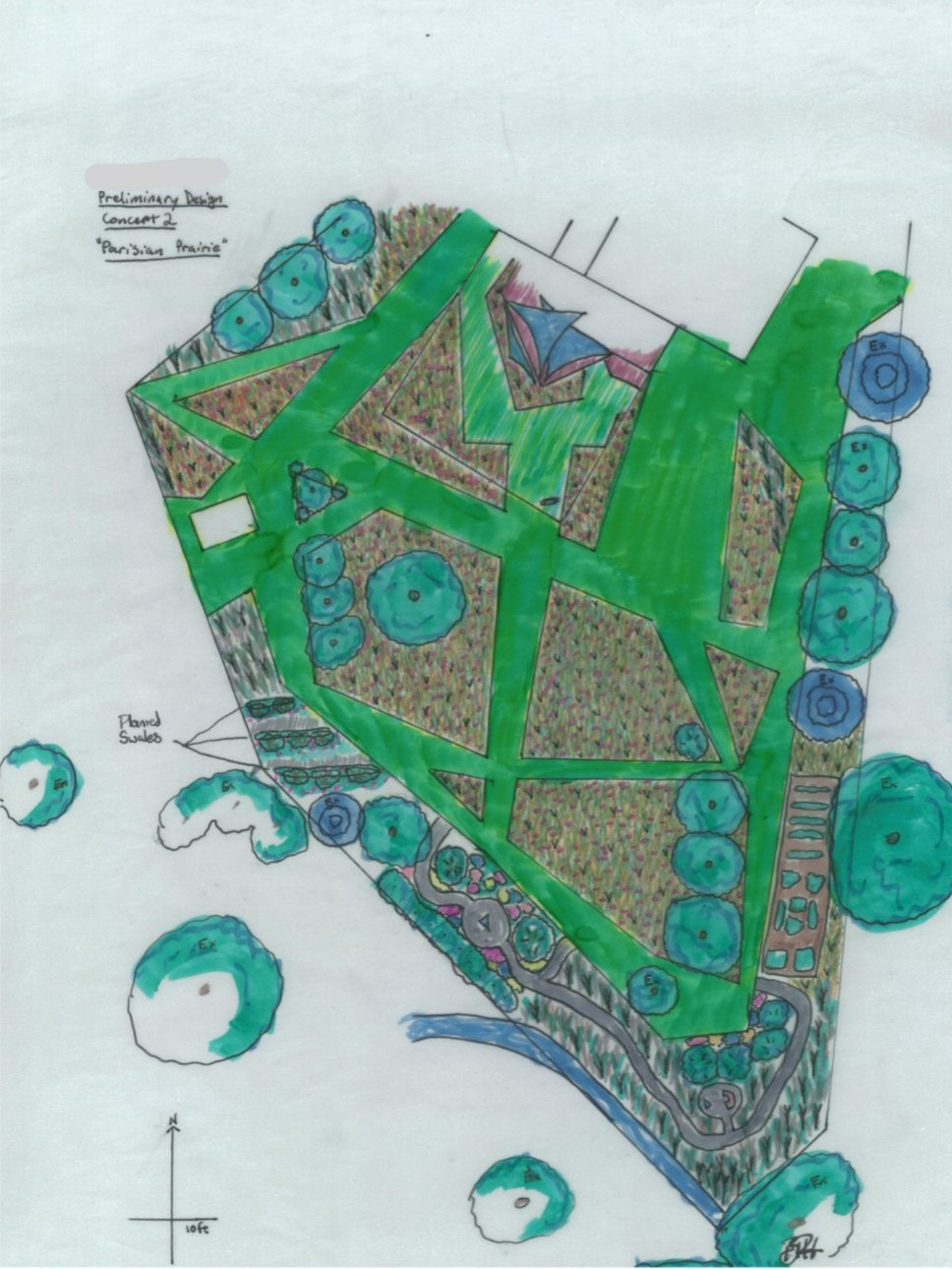 Ecological Landscaping - Permaculture Concept
