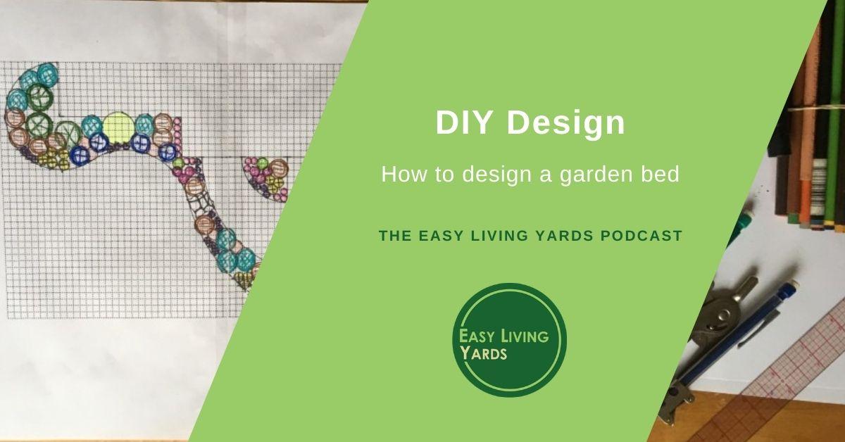 How to design a garden bed