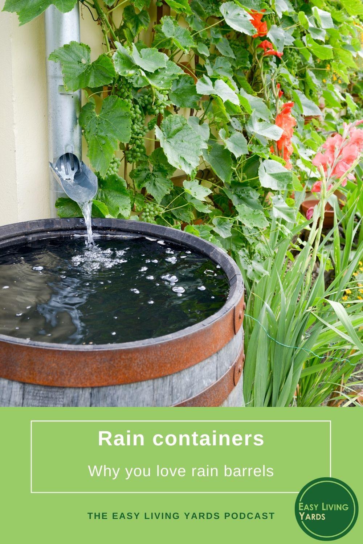 Rain barrels – ELY episode 110